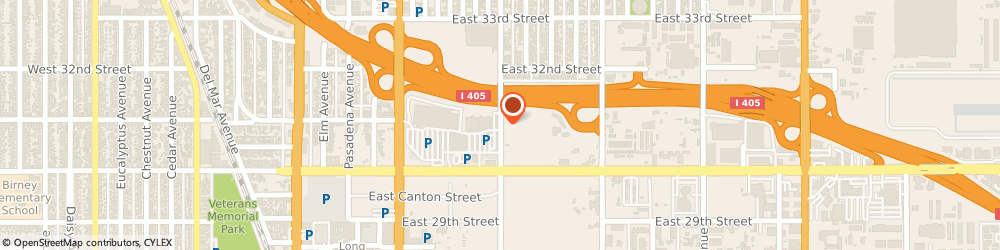 Route/map/directions to Dollar Tree Store, 90755 Signal Hill, 3075 CALIFORNIA AVE