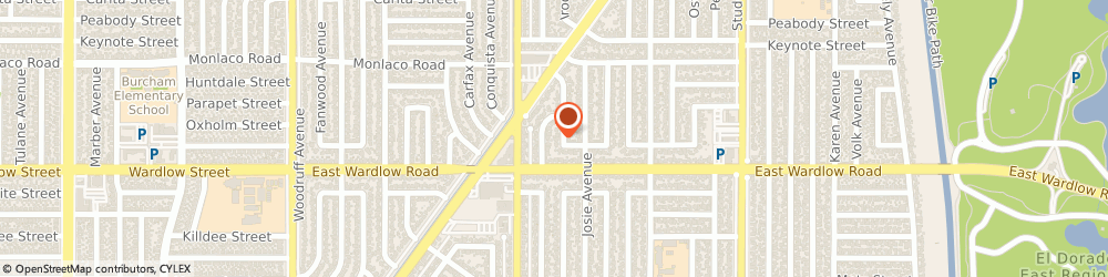 Route/map/directions to STATE FARM Jim Seilsopour, 90808 Long Beach, 4195 N Viking Way Ste 180