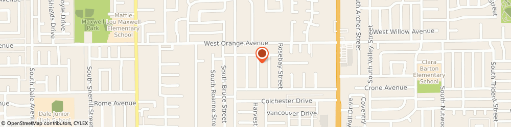 Route/map/directions to Softmeister Incorporated, 92804 Anaheim, 1811 WEST KATELLA AVENUE SUITE 203