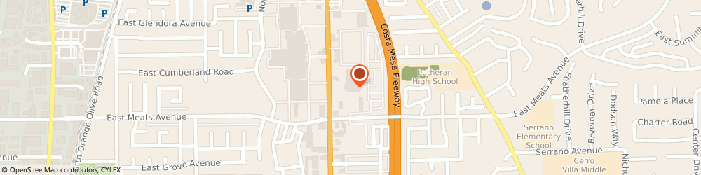 Route/map/directions to Target Stores - One Hour Photo, 92865 Orange, 2191 NORTH TUSTIN STREET