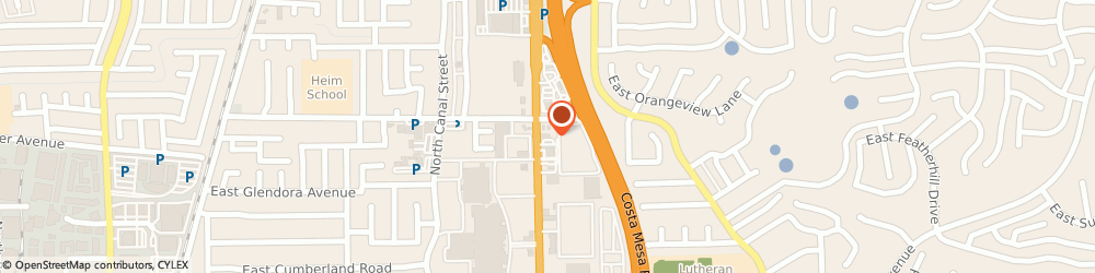 Route/map/directions to Anaheim Financial Services, 92865 Orange, 2475 NORTH TUSTIN STREET