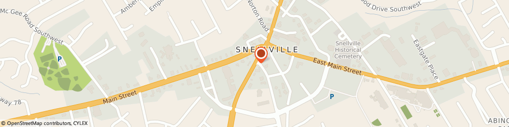Route/map/directions to Image is Everything Salon, 30039 Snellville, 3035 Centerville Hwy