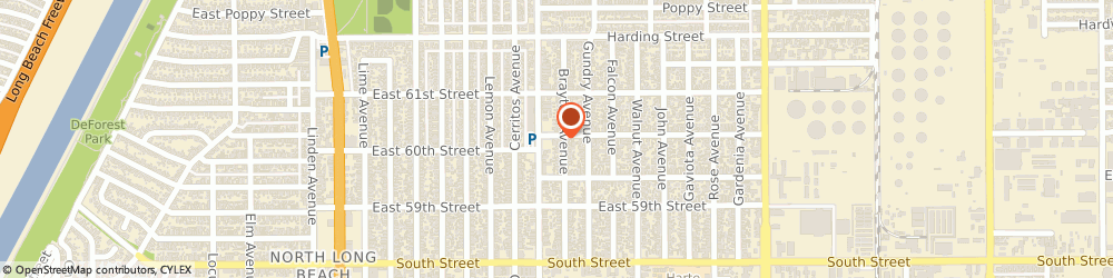 Route/map/directions to STATE FARM Peter Chai, 90805 Long Beach, 3253 E South Street Ste J103