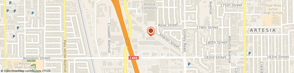 Route/map/directions to Caremore Insurance Svcs Incorporated, 90703 Cerritos, 18000 STUDEBAKER ROAD SUITE 100