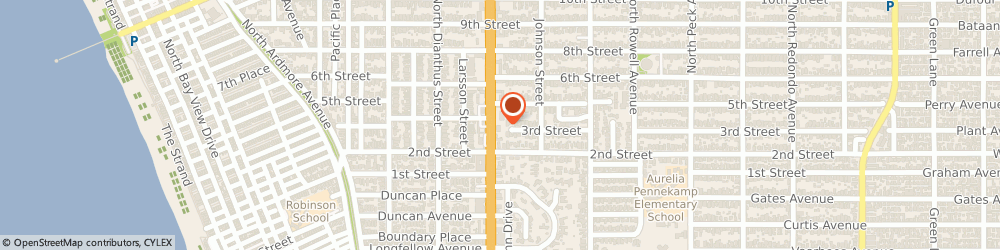 Route/map/directions to Big Wok Mongolian Bbq, 90266 Manhattan Beach, 250 N Sepulveda Blvd