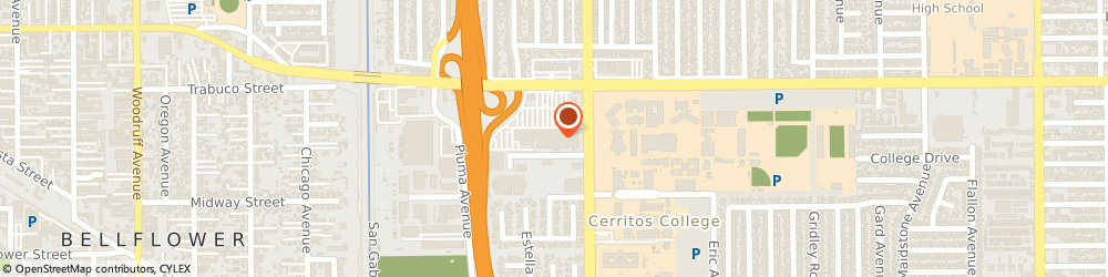 Route/map/directions to Home Depot, 90703 Cerritos, 10930 Alondra Blvd