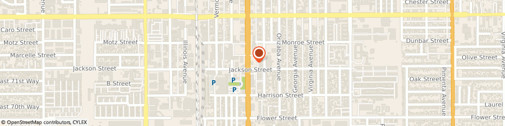 Route/map/directions to Starbucks Coffee, 90723 Paramount, 16280-C Paramount Blvd.