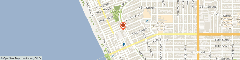 Route/map/directions to Navy Federal Credit Union ATM, 90266 Manhattan Beach, 420 15Th Street