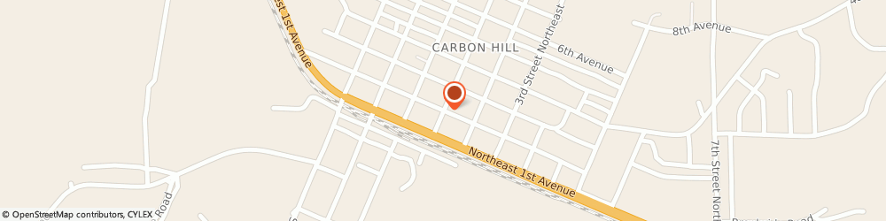 Route/map/directions to Progressive Casualty Insurance Agent, 35549 Carbon Hill, 167 Nw 2Nd Avenue