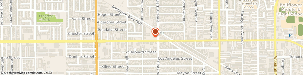 Route/map/directions to Farmers Insurance - Patricia Avila, 90706 Bellflower, 9339 Alondra Blvd