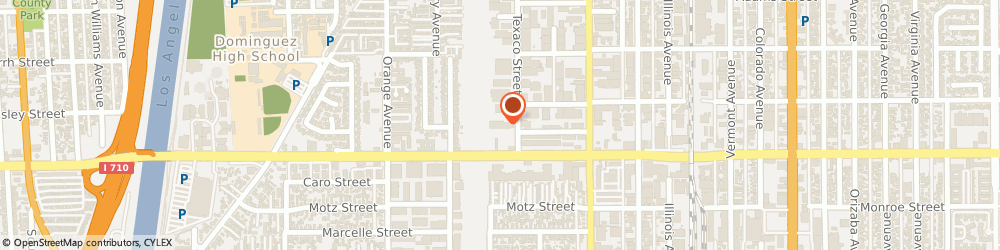 Route/map/directions to Farmers Insurance - Betty Arevalo, 90723 Paramount, 15729 Texaco Ave