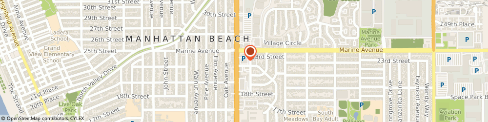 Route/map/directions to Navy Federal Credit Union ATM, 90266 Manhattan Beach, 2400 N Sepulveda Blvd