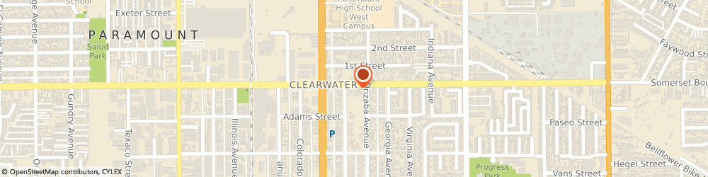 Route/map/directions to Navy Federal Credit Union ATM, 90723 Paramount, 15110 California Ave