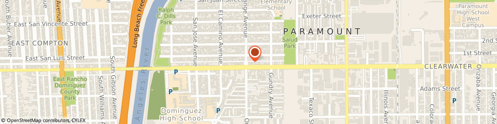 Route/map/directions to Farmers Insurance - Rito Trejo, 90723 Paramount, 7005 Somerset Blvd
