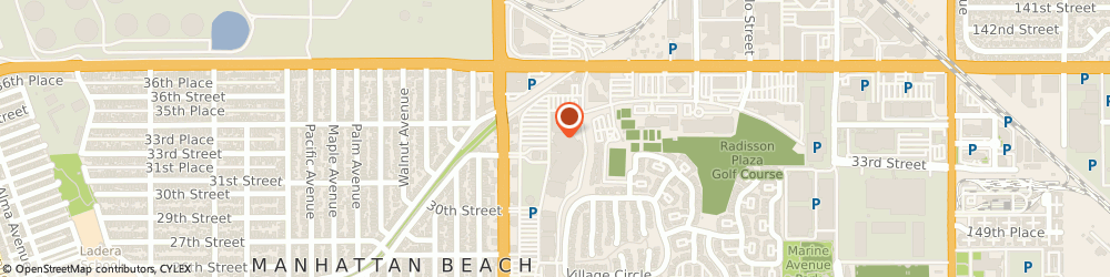 Route/map/directions to Tacone Flavor Grill, 90266 Manhattan Beach, 3200 N Sepulveda Blvd