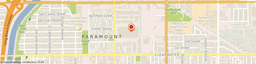 Route/map/directions to Navy Federal Credit Union ATM, 90723 Paramount, 14900 Garfield Ave