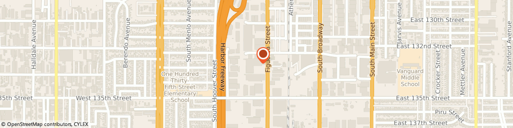 Route/map/directions to Unisource, 90061 Los Angeles, 13217 S. FIGUEROA ST.,