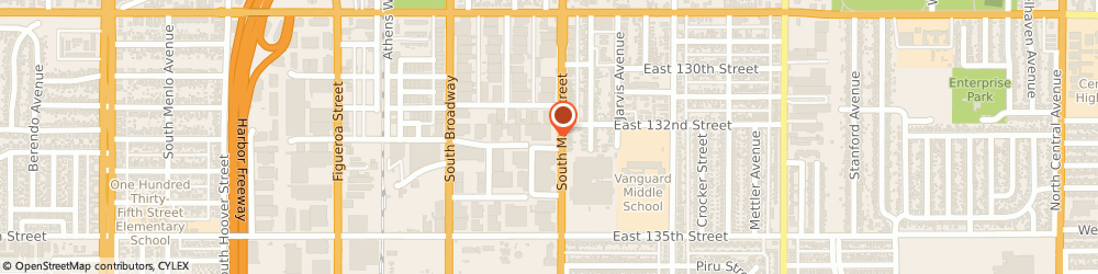 Route/map/directions to Unisource, 90061 Los Angeles, 13221 S. MAIN ST.,
