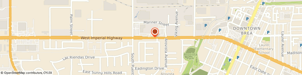 Route/map/directions to Progressive Insurance, 92821 Brea, 975 W Imperial Hwy #100