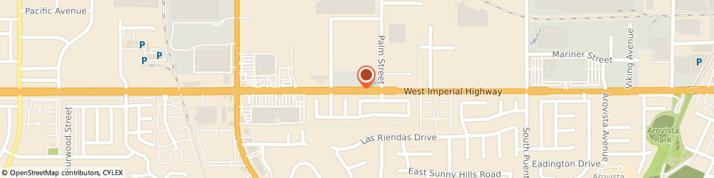 Route/map/directions to Navy Federal Credit Union ATM, 92635 Fullerton, 401 E Imperial Hwy