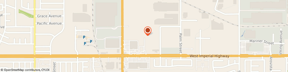 Route/map/directions to A & A Employer Services, 92835 Fullerton, 251 Imperial Hwy