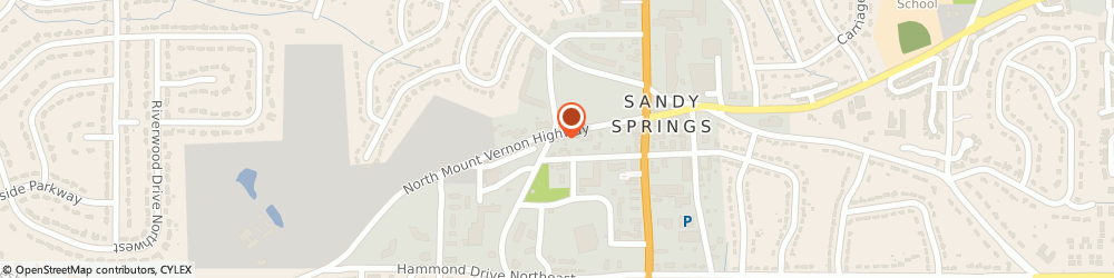 Route/map/directions to Beavers Randy - State Farm Insurance, 30328 Atlanta, 135 Mt Vernon Hwy Nw