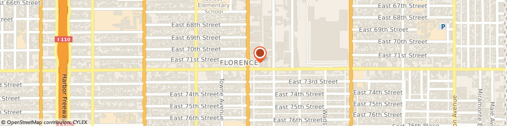 Route/map/directions to Florence Shell & Food Mart, 90001 Los Angeles, 605 E Florence Ave