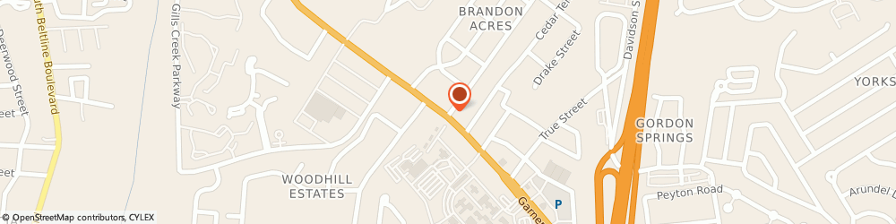 Route/map/directions to H&r Block, 29209 Columbia, 6222 GARNERS FERRY RD
