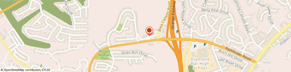 Route/map/directions to Primerica, 91765 Diamond Bar, 20955 Pathfinder Rd Ste 100 No. 17