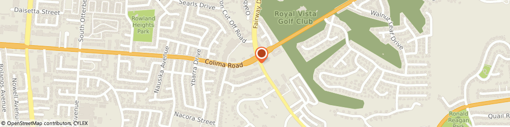 Route/map/directions to Navy Federal Credit Union ATM, 91748 Rowland Heights, 19756 Colima Rd