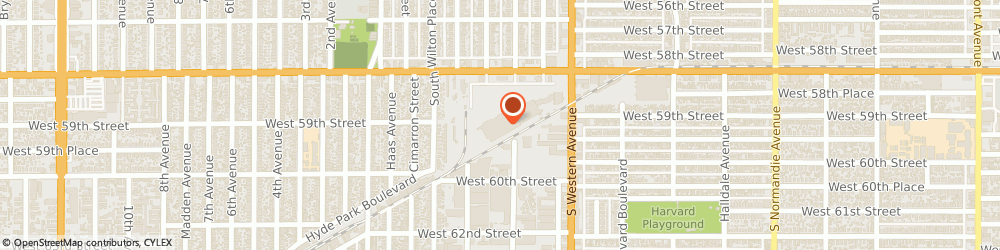 Route/map/directions to The Home Depot, 90047 Los Angeles, 1830 W Slauson Ave
