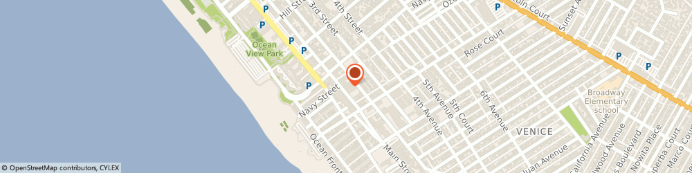 Route/map/directions to Tonik Advertising Agency, 90291 Venice, 212 Main St