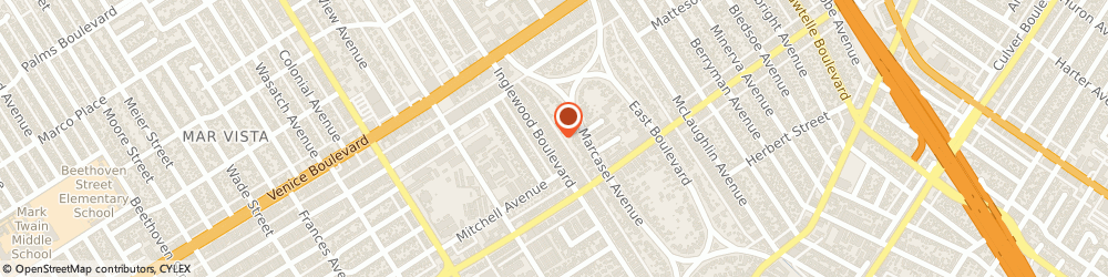 Route/map/directions to 21st Century Limo, 90066 Los Angeles, 3940 Inglewood Blvd, Suite 6