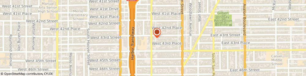 Route/map/directions to Do It Best Hardware Store, 90037 Los Angeles, 4308 South Broadway