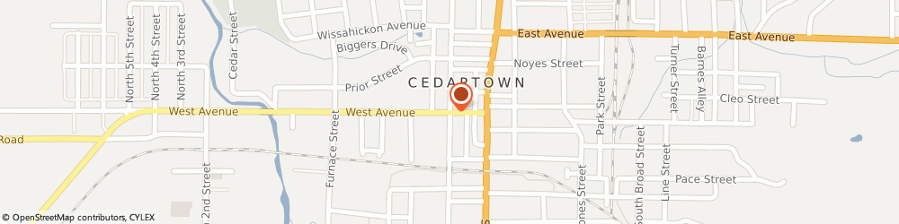 Route/map/directions to Asegura Insurance Services, 30125 Cedartown, 411 S College St