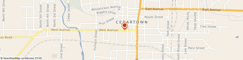 Route/map/directions to DIRECT GENERAL, 30125 Cedartown, 337 West Avenue