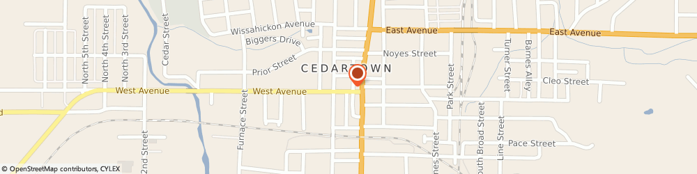 Route/map/directions to Nationwide Insurance: Essigmann & Associates Inc., 30125 Cedartown, 114 West Ave