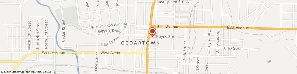 Route/map/directions to Safeco Insurance Agent, 30125-2646 Cedartown, 144 N Main St