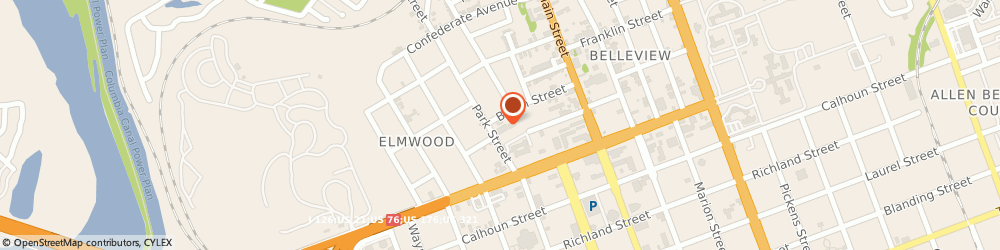 Route/map/directions to Jackson Hewitt Tax Service, 29201 Columbia, STREET