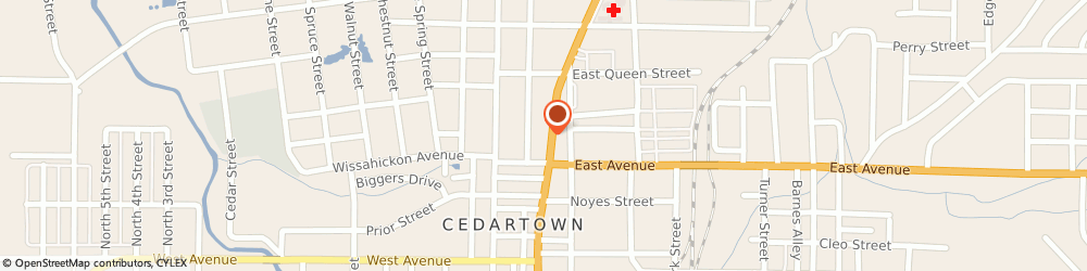 Route/map/directions to Farmers Insurance - Thomas Cargle, 30125 Cedartown, 123 N Main St