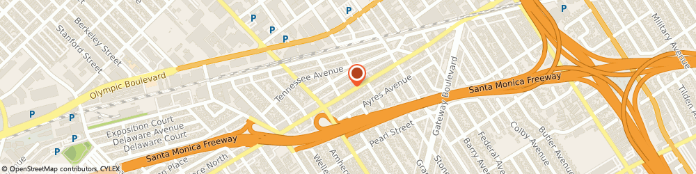 Route/map/directions to Tutoring Club LOS ANGELES, 90064 Los Angeles, 11901 W. Pico Blvd
