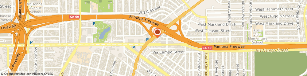 Route/map/directions to STATE FARM Maria Rodriguez, 90022 Los Angeles, 212 S Atlantic Blvd, Suite 205