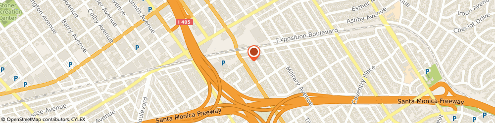 Route/map/directions to Best Western Royal Palace Inn & Suites, 90064 Los Angeles, 2528 S Sepulveda Blvd