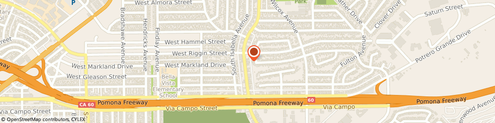 Route/map/directions to Grandview Swim School, 91754 Monterey Park, 2318 S Garfield Ave