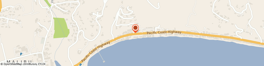 Route/map/directions to KFC, 90265 Malibu, 22751 West Pacific Coast Hwy.