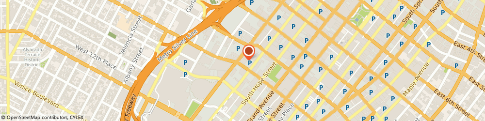 Route/map/directions to Top Pest Control of Los Angeles, 90015 Los Angeles, 717 W Olympic Blvd