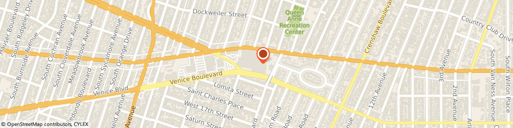 Route/map/directions to Lowe's Home Improvement, 90019 Los Angeles, 4550 West Pico Boulevard