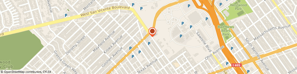 Route/map/directions to Sonus Hearing Center, 90025 Los Angeles, 11600 WILSHIRE BOULEVARD