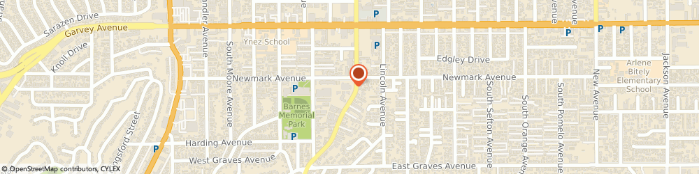 Route/map/directions to Subway, 91754 Monterey Park, 309 S Garfield Avenue