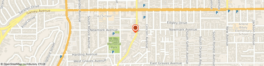 Route/map/directions to Williams Donuts, 91754 Monterey Park, 309 SOUTH GARFIELD AVENUE